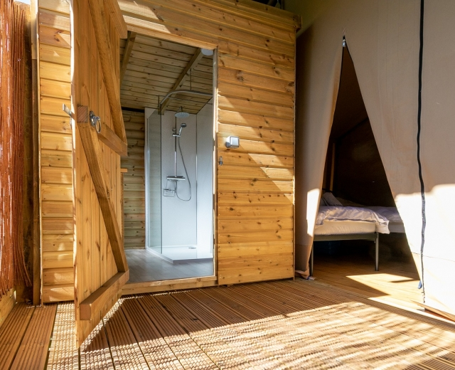 Glamping holidays in Devon, South West England - Valleyside Escapes