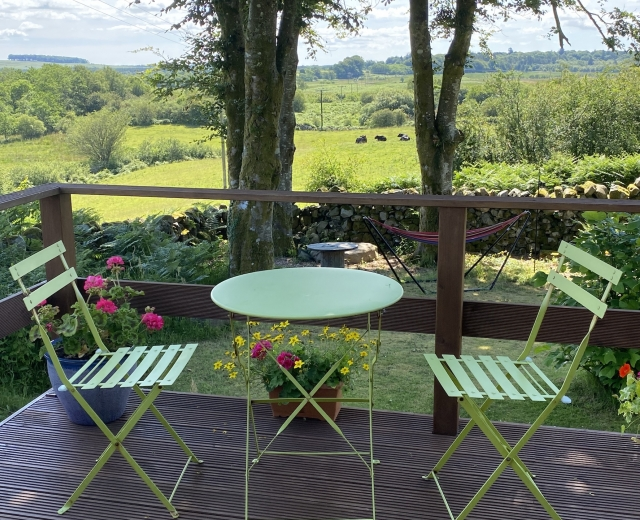 Glamping holidays in Dumfries & Galloway, Southern Scotland - Carraig Shepherds Hut