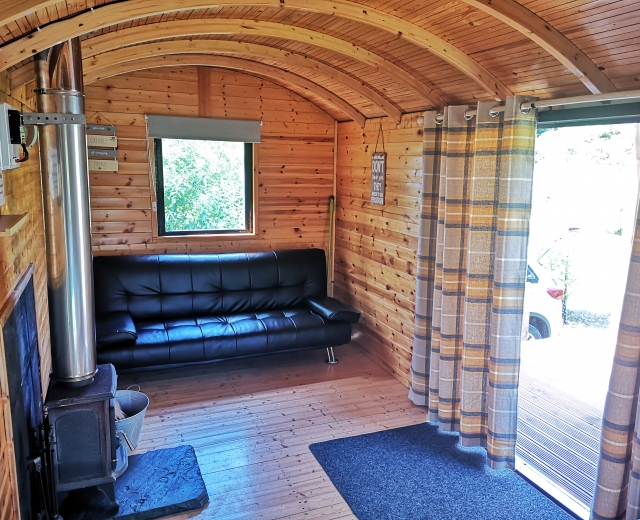 Glamping holidays in Glamorgan, South Wales - Willow Springs Campsite