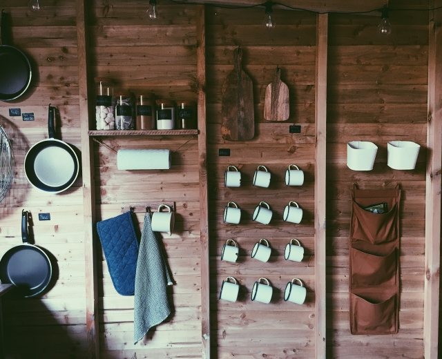 Glamping holidays in Herefordshire, Central England - White House on Wye Glamping