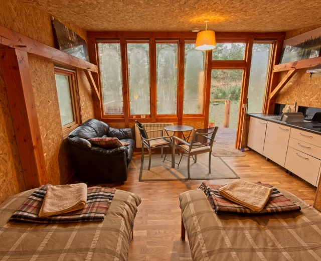Glamping holidays near Inverness in the Highlands, Scotland - Caledonian Glamping