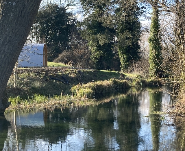 Glamping holidays in Lincolnshire, Central England - Mill Stream Retreat