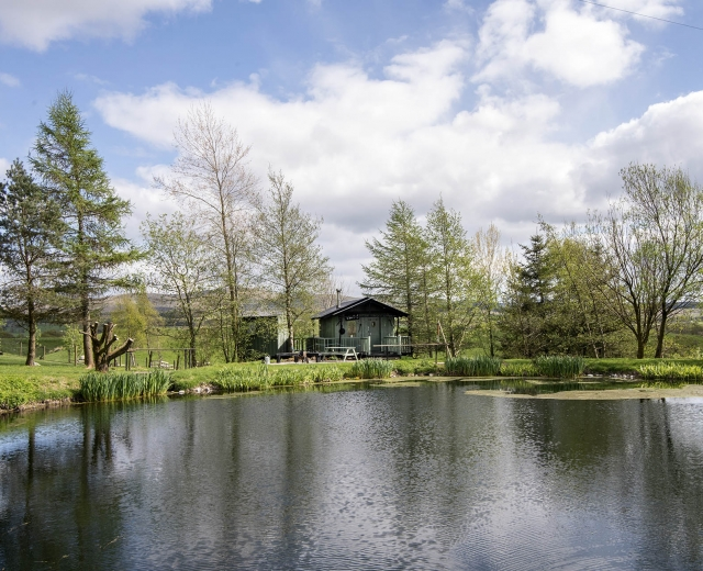 Glamping holidays in Perthshire, Northern Scotland - Craighead Howfs