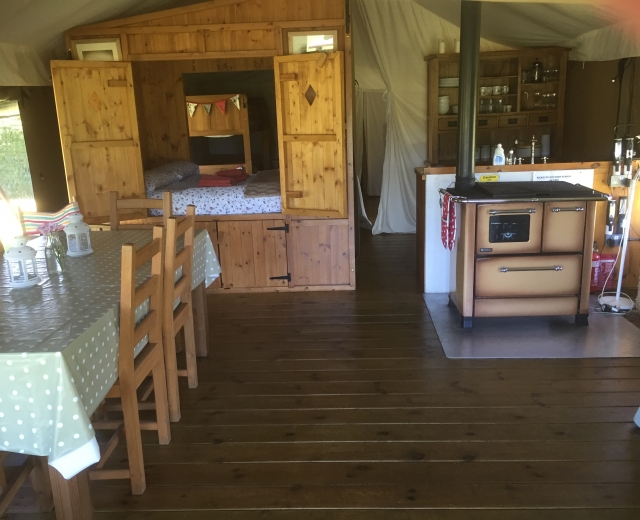 Glamping holidays in Suffolk, Eastern England - Dawn Chorus Holidays