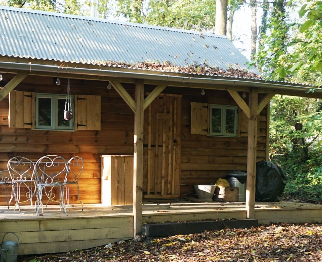 Glamping holidays in East Sussex, South East England - Forest Garden Shovelstrode