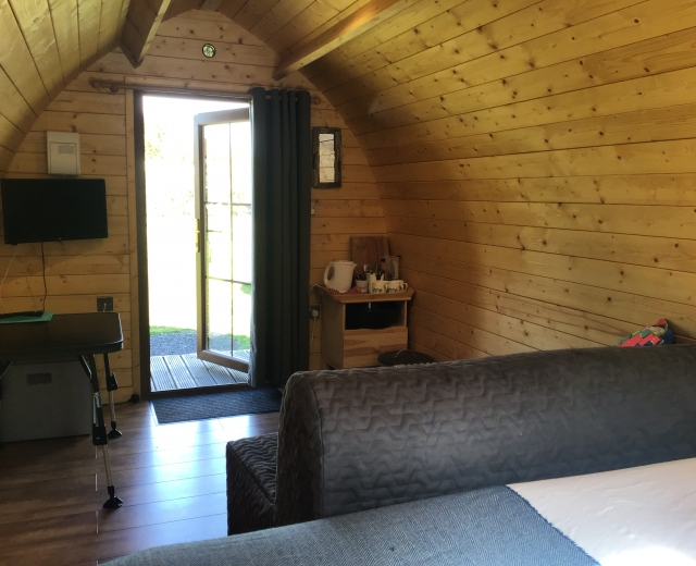 Glamping holidays in West Sussex, South East England - Red House Farm