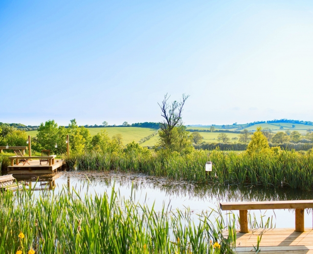 Glamping in Rutland, England - A Little Bit of Rough