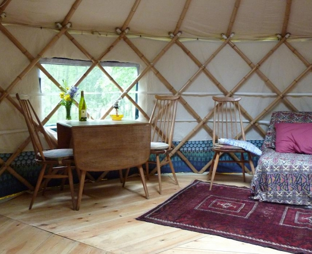 Glamping holidays in the Lake District, Cumbria, Northern England - Wild In Style