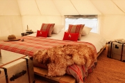 Glamping holidays in Cambridgeshire, Eastern England - Horsley Hale Farm