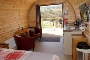 Glamping holidays in Carmarthenshire, South Wales - Gelli Secret Escapes