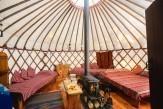 Glamping holidays in Carmarthenshire, South Wales - Larkhill Tipis & Yurts