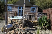 Glamping holidays in Ceredigion, Mid Wales - Thistledown Glamping