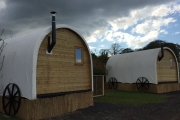 Glamping holidays in Cheshire, Northern England - Lady Heyes Holiday Park