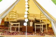 Glamping holidays in Cheshire, Northern England - Lloyds Meadow Fishery