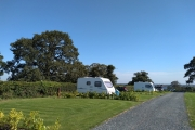 Glamping holidays in Cheshire, Northern England - Marbury Camp & Lodge