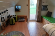 Glamping holidays in Cheshire, Northern England - Welltrough Hall Farm