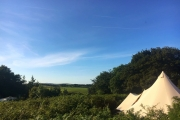 Glamping holidays in Cornwall, South West England - Ekopod