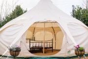 Glamping holidays in Cornwall, South West England - Tre-End Glamping