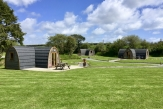Glamping holidays in Cornwall, South West England - Trecombe Lakes