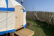 Glamping holidays in Cornwall, South West England - West Kellow Yurts