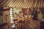 Glamping holidays in the Cotswolds, Wiltshire, South West England - Campwell