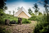 Glamping holidays in the Cotswolds, Wiltshire, South West England - The Farm Camp