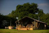 Glamping holidays in Devon, South West England - Cuckoo Down Farm