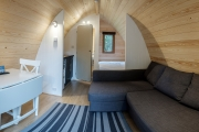 Glamping holidays in Devon, South West England - Langstone Manor Park