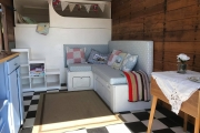 Glamping holidays in Devon, South West England - North Thorne Cottages & Glamping