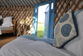 Glamping holidays in Devon, South West England - Oak Tree Lane