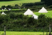 Glamping holidays in Devon, South West England - Round Ring Glamping