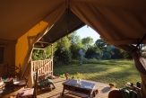 Glamping holidays in Dorset, South West England - Black Pig Retreats