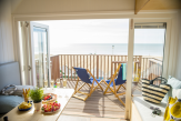 Glamping holidays in Dorset, South West England - Bournemouth Beach Lodges