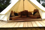 Glamping holidays in Dorset, South West England - Dorset Country Glamping