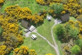 Glamping holidays in Dumfries & Galloway, Southern Scotland - Gorsebank Glamping