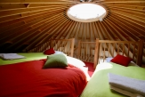Glamping holidays in East Sussex, South East England - Graywood Canvas Cottages