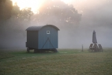Glamping holidays in East Sussex, South East England - Molly Dishwasher