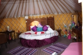 Glamping holidays in East Sussex, South East England - Woodside Spa & Glamping