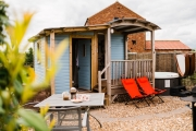 Glamping holidays in East Yorkshire, Northern England - West Hale Gate Farm