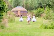 Glamping holidays in Essex, Eastern England - Teybrook Orchard