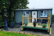 Glamping holidays in Fife, Southern Scotland - Scooniehill Farmhouse B&B