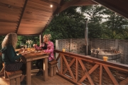 Glamping holidays in Somerset, South West England - Old Oaks