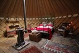 Glamping holidays in Hampshire, South East England - Adhurst Yurts