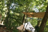 Glamping holidays in Hampshire, South East England - Hollington Park Glamping