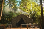 Glamping holidays in Herefordshire, Central England - Byford Glamping