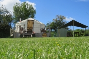 Glamping holidays in Herefordshire, Central England - Greenacres Glamping