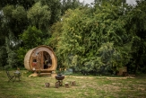 Glamping holidays in Herefordshire, Central England - Hedgehog Hall