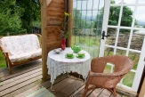 Glamping holidays in Herefordshire, Central England - New Inn Brilley