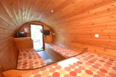 Glamping holidays in the Highlands, Northern Scotland - Blackwater Hostel