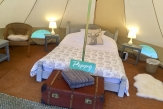 Glamping holidays in Kent, South East England - Glamping at Preston Court